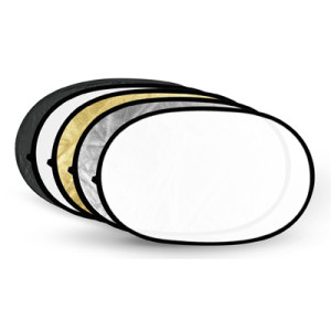 Oval-Reflector