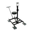 Seated Dolly with Bazuka R580 p/d
