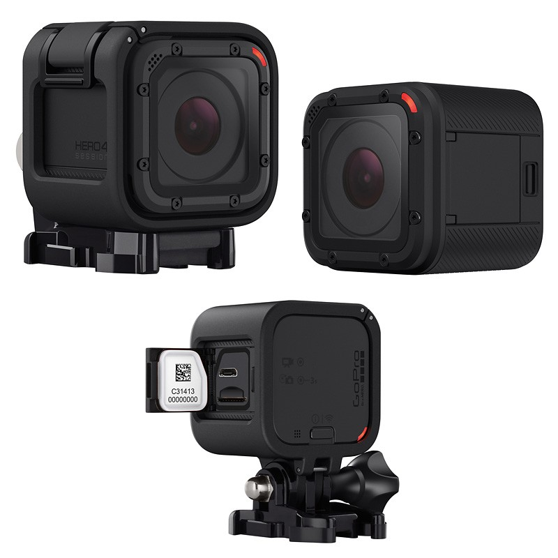 gopro hero 4 session zootee studios. Black Bedroom Furniture Sets. Home Design Ideas