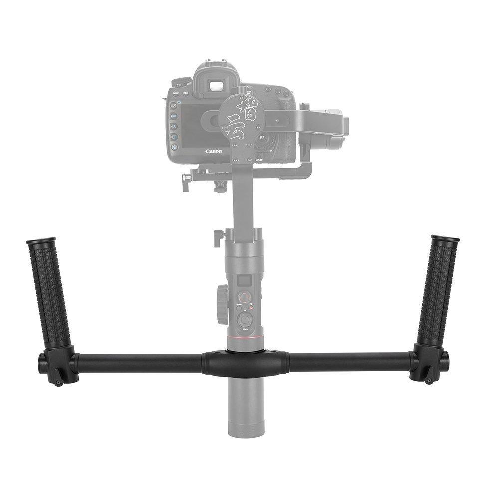 Dual Handles for Zhiyun-Tech Crane 2 Stabilizer | Zootee Studios